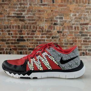 86130914808a Nike Shoes - Ohio State Nike Trainers 5.0